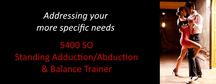 Adduction & abduction balance therapy