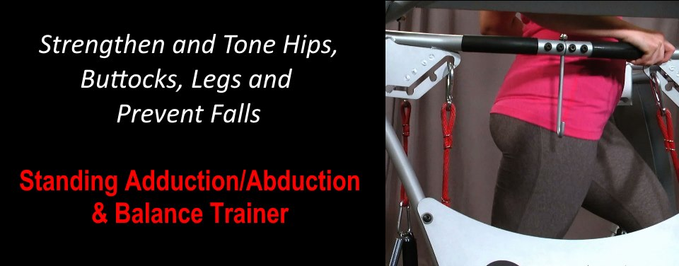 Adduction and abduction balance therapy